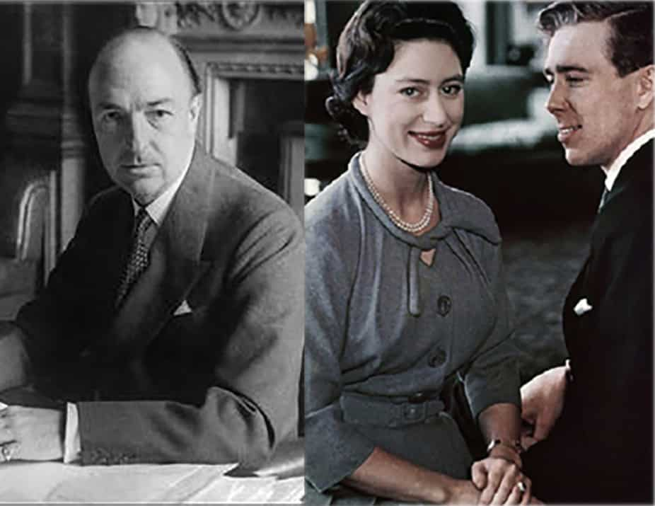 John Profumo 1960, Princess Margaret and Antony Armstrong-Jones